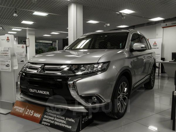 Mitsubishi Outlander, 2019 год, 1 713 000 руб.