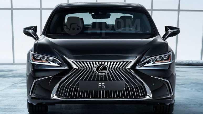 Lexus ES250, 2018 год, 3 289 987 руб.