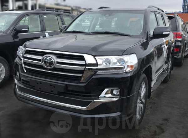 Toyota Land Cruiser, 2019 год, 5 394 000 руб.