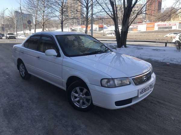 Nissan Sunny, 2003 год, 240 000 руб.