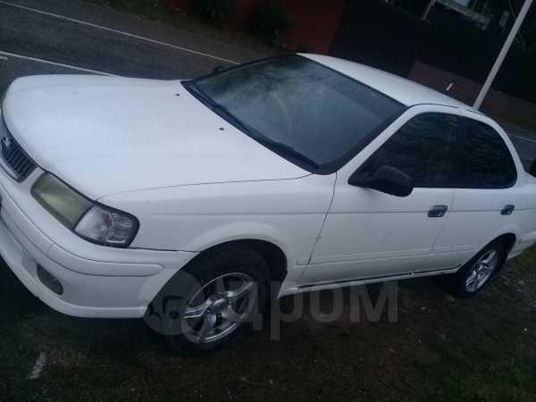 Nissan Sunny, 2001 год, 138 000 руб.