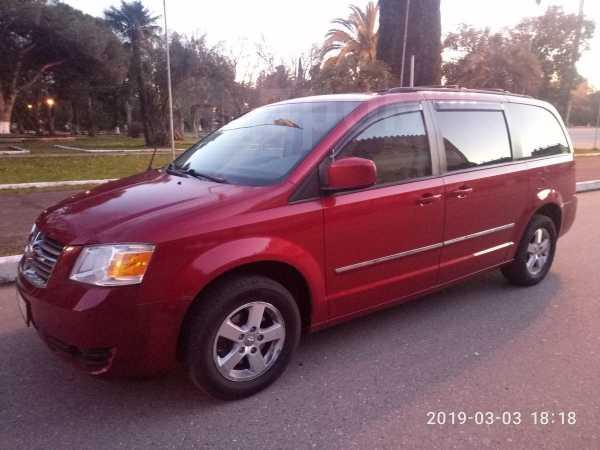 Dodge Caravan, 2008 год, 300 000 руб.