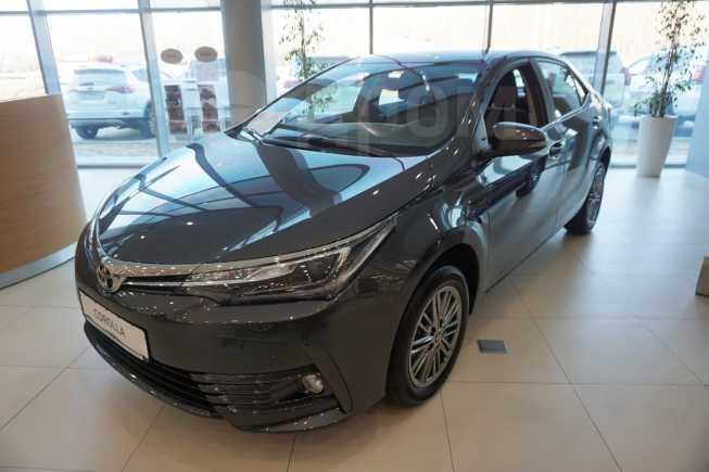 Toyota Corolla, 2018 год, 1 453 000 руб.