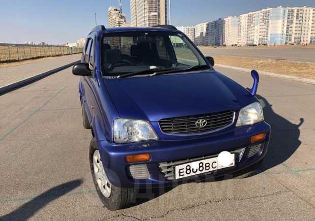 Toyota Cami, 2000 год, 267 000 руб.