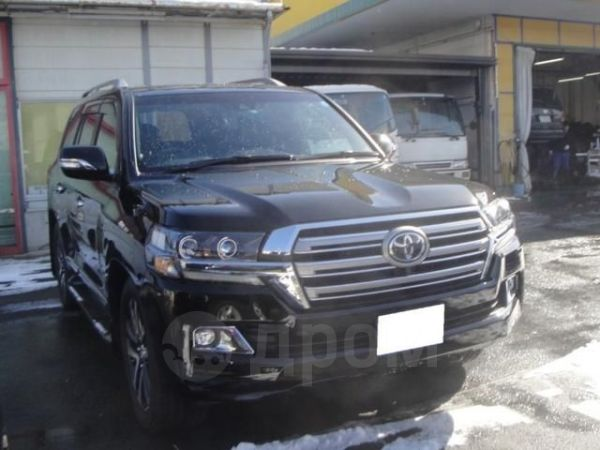 Toyota Land Cruiser, 2016 год, 3 396 000 руб.