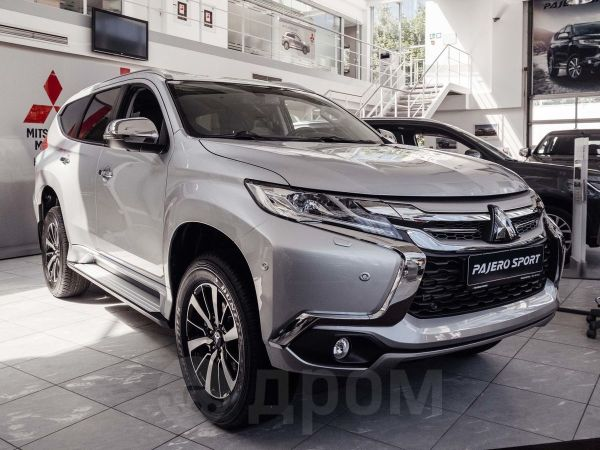 Mitsubishi Pajero Sport, 2019 год, 2 871 000 руб.