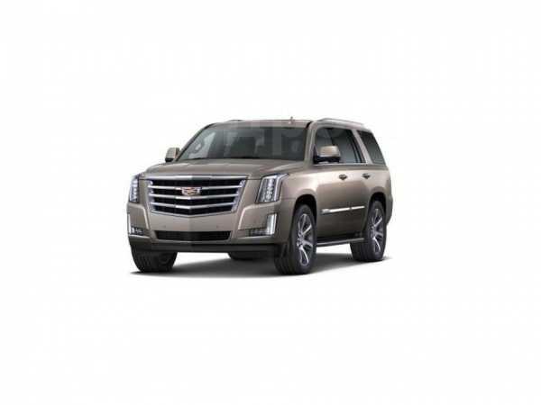 Cadillac Escalade, 2019 год, 7 500 000 руб.