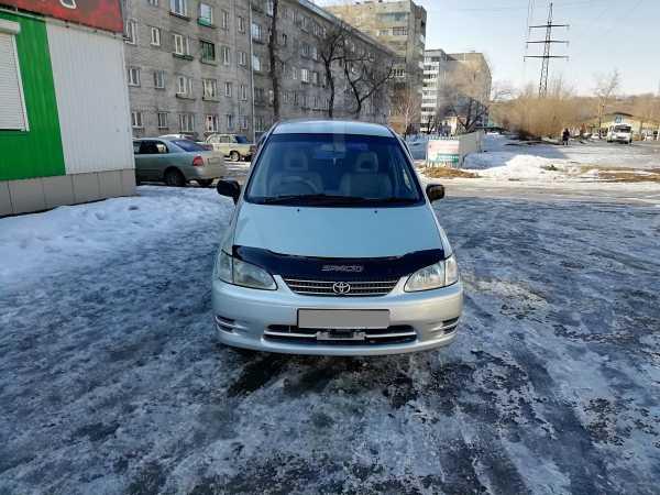 Toyota Corolla Spacio, 1999 год, 268 000 руб.