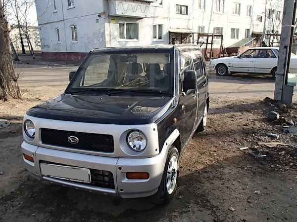 Daihatsu Naked, 2000 год, 120 000 руб.