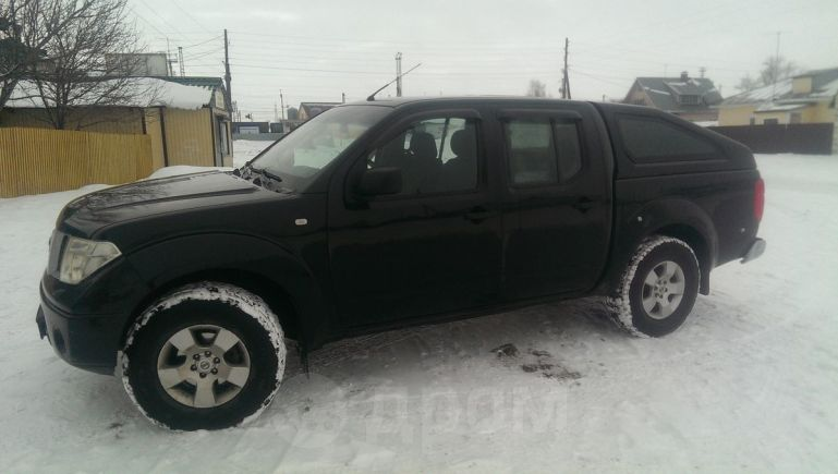 Nissan Navara, 2006 год, 650 000 руб.