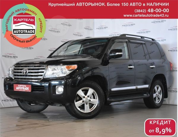 Toyota Land Cruiser, 2013 год, 2 299 000 руб.