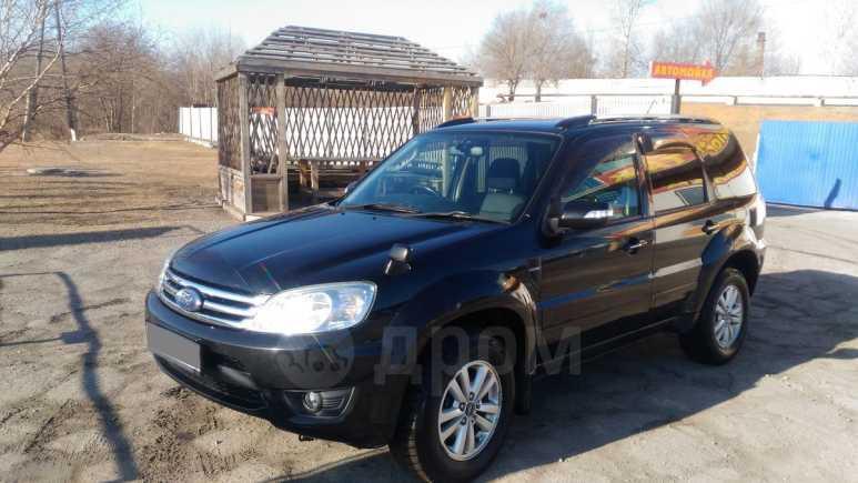Ford Escape, 2008 год, 555 000 руб.