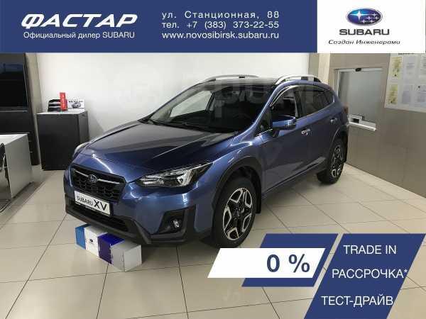 Subaru XV, 2018 год, 2 139 900 руб.