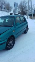 Nissan March, 1997 год, 123 000 руб.