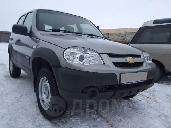 Chevrolet Niva, 2016 год, 510 000 руб.