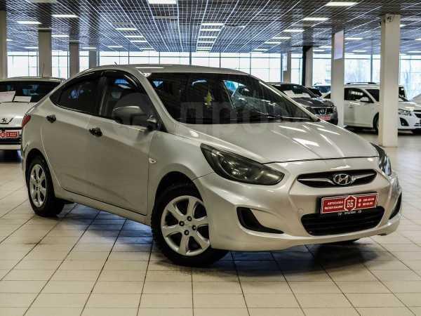 Hyundai Solaris, 2013 год, 508 000 руб.