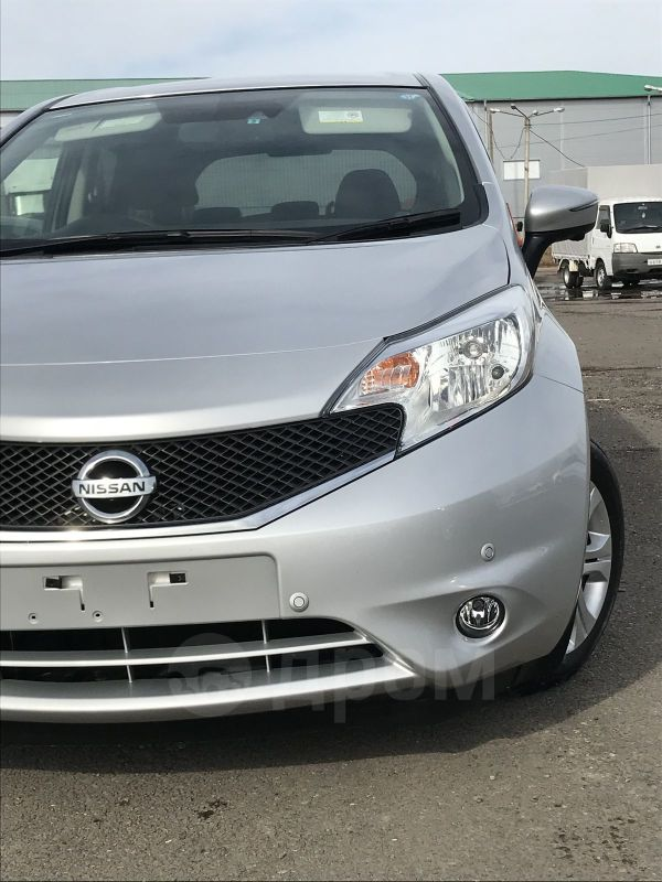 Nissan Note, 2017 год, 568 000 руб.