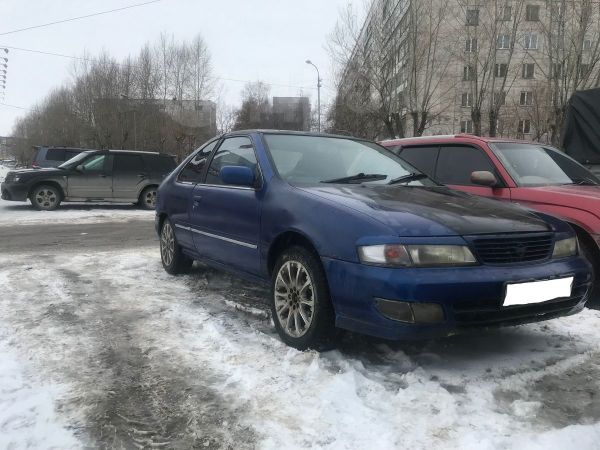 Nissan Lucino, 1998 год, 90 000 руб.