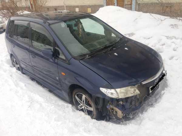 Mazda Premacy, 2001 год, 145 000 руб.