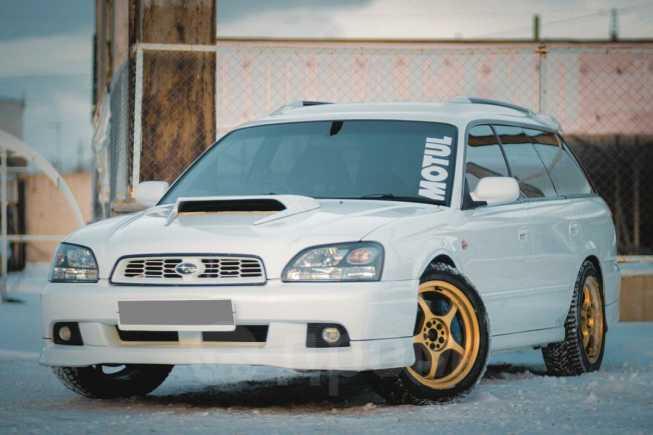 Subaru Legacy, 2002 год, 400 000 руб.