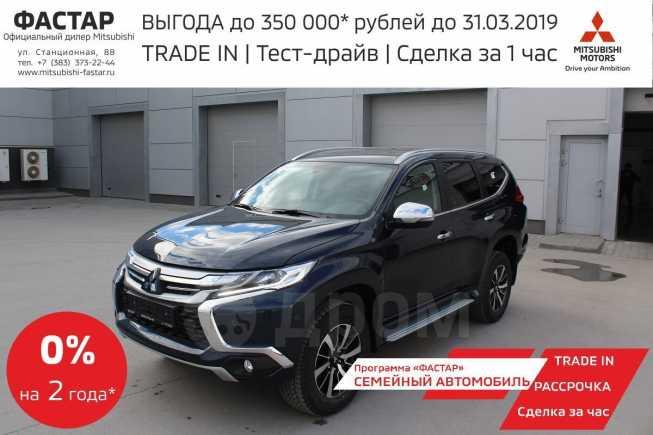 Mitsubishi Pajero Sport, 2019 год, 2 926 000 руб.