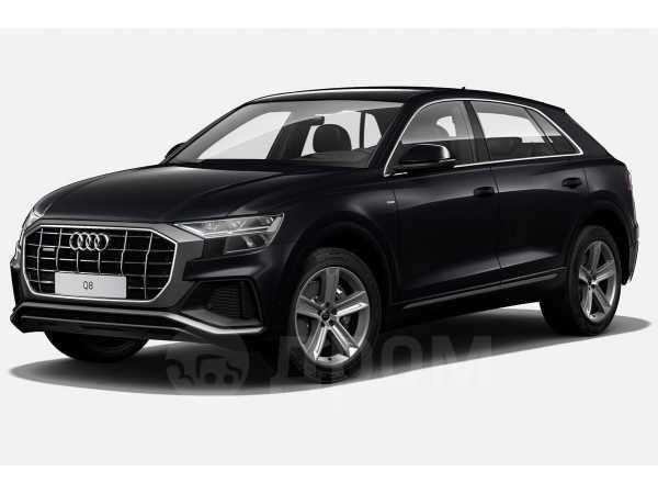 Audi Q8, 2019 год, 5 835 277 руб.