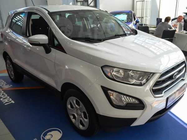 Ford EcoSport, 2019 год, 970 000 руб.