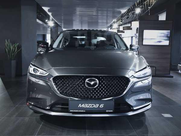 Mazda Mazda6, 2019 год, 1 815 500 руб.