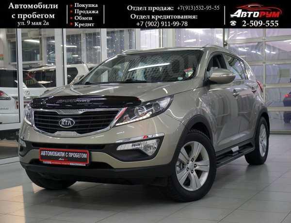 Kia Sportage, 2011 год, 897 000 руб.