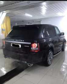 Буденновск Range Rover 2012