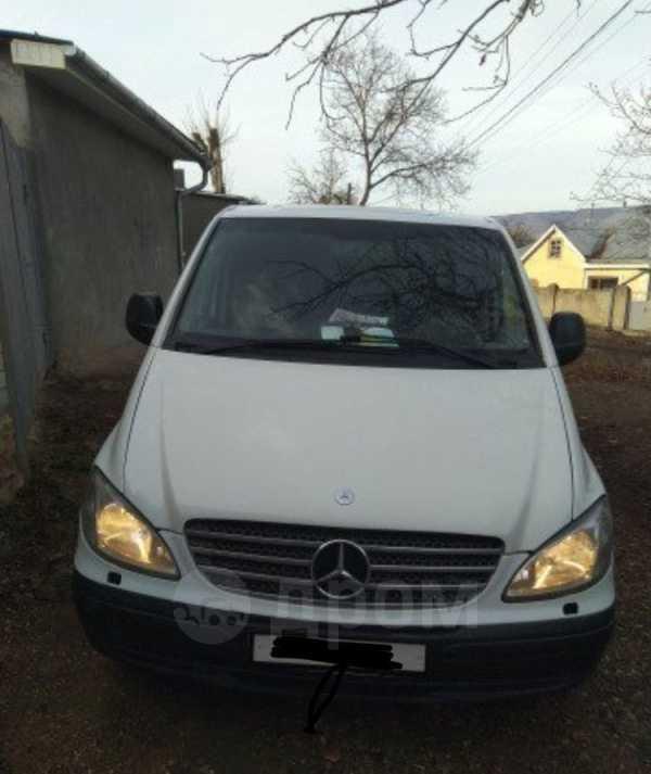 Mercedes-Benz Vito, 2004 год, 550 000 руб.