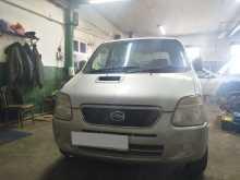 Бийск Wagon R Solio 2001