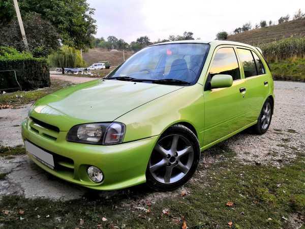 Toyota Starlet, 1998 год, 330 000 руб.