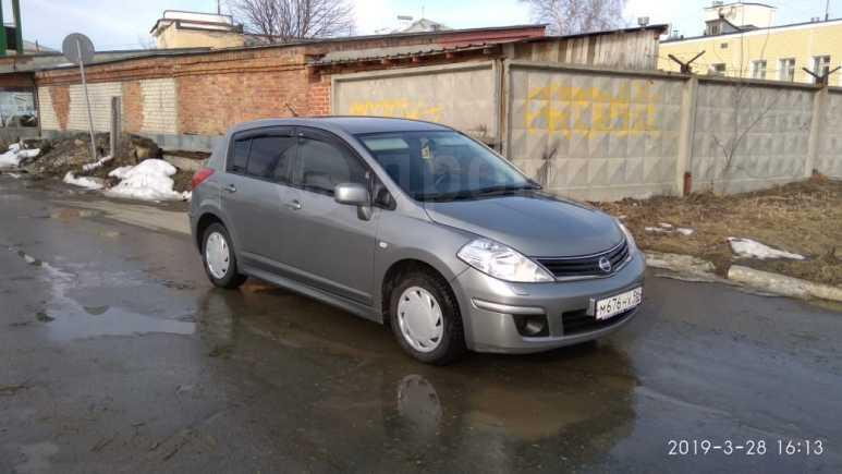 Nissan Tiida, 2010 год, 370 000 руб.
