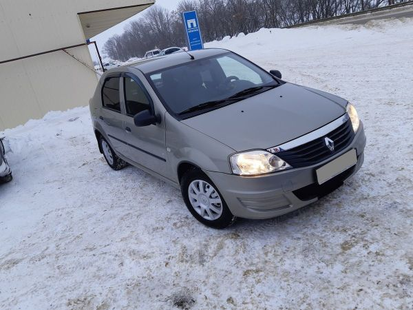 Renault Logan, 2012 год, 320 000 руб.