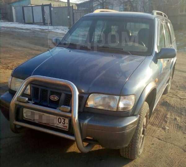 Kia Sportage, 2004 год, 450 000 руб.