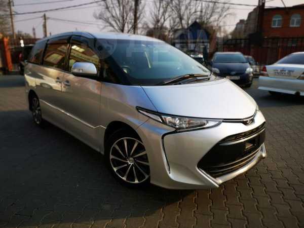 Toyota Estima, 2017 год, 1 910 000 руб.