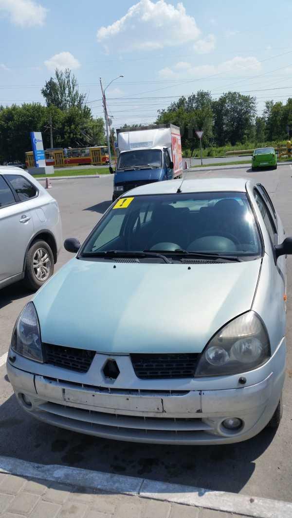 Renault Symbol, 2002 год, 90 000 руб.