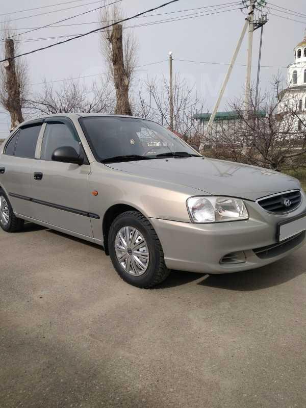 Hyundai Accent, 2007 год, 265 000 руб.