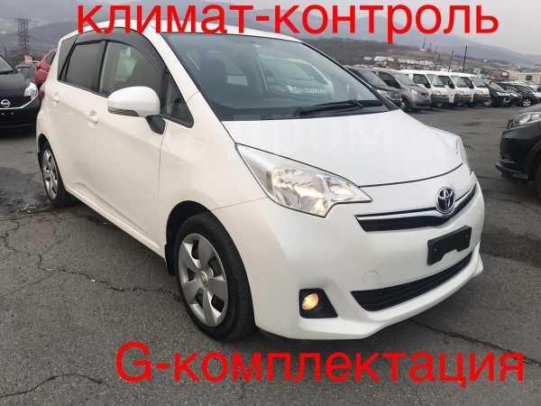 Toyota Ractis, 2014 год, 599 000 руб.