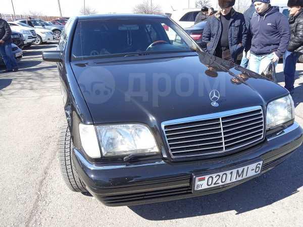 Mercedes-Benz S-Class, 1997 год, 1 200 000 руб.