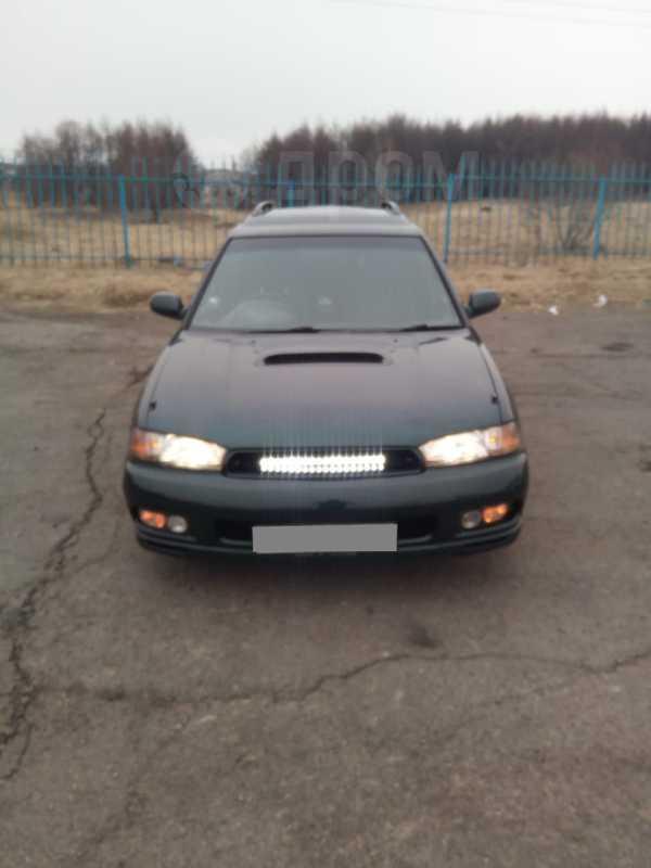 Subaru Legacy, 1995 год, 230 000 руб.