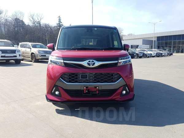 Toyota Tank, 2017 год, 770 000 руб.