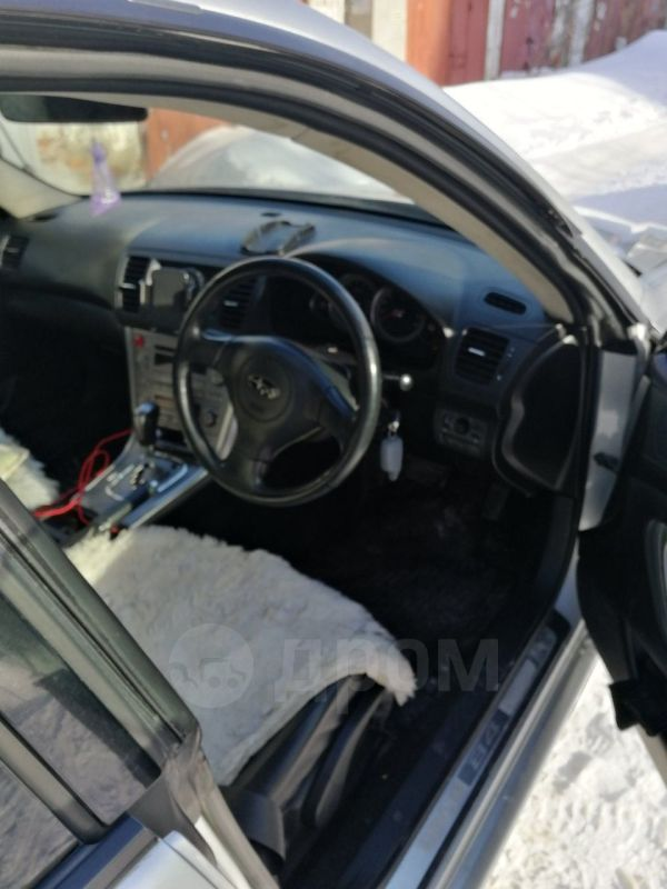 Subaru Legacy B4, 2003 год, 360 000 руб.