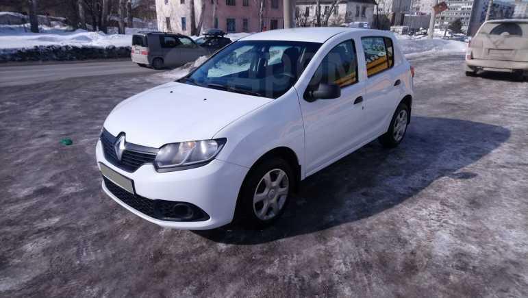 Renault Sandero, 2016 год, 400 000 руб.