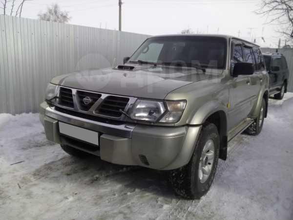Nissan Patrol, 2001 год, 475 000 руб.