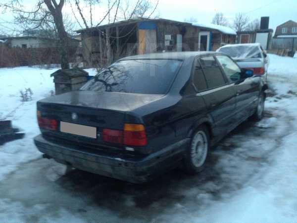 BMW 5-Series, 1991 год, 38 000 руб.