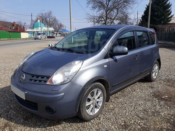 Nissan Note, 2008 год, 355 000 руб.