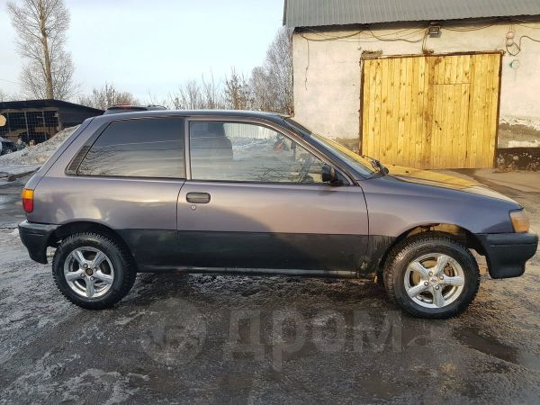 Toyota Starlet, 1991 год, 150 800 руб.