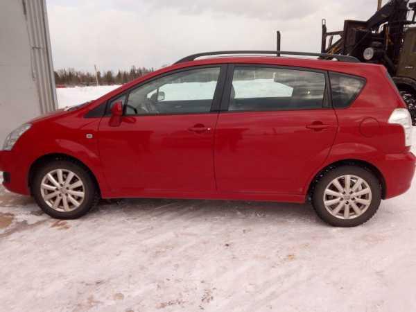 Toyota Corolla Verso, 2008 год, 500 000 руб.